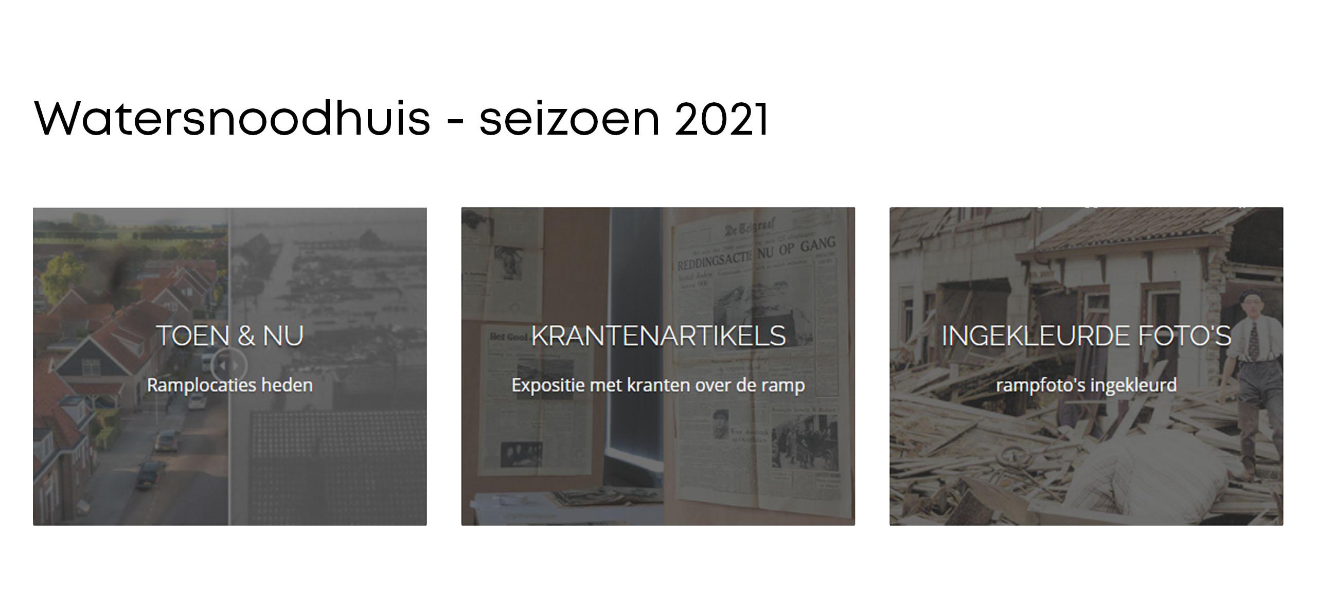 Opening seizoen 2021